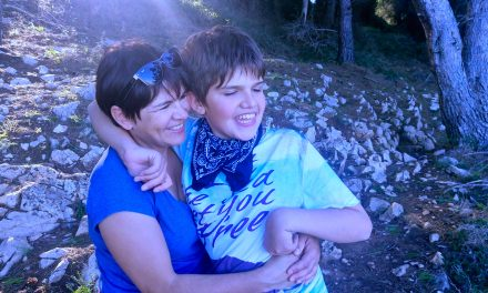 Maman, aidante et bénévole engagée