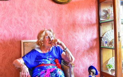 """""""La vieillesse génère une crise existentielle""""."""